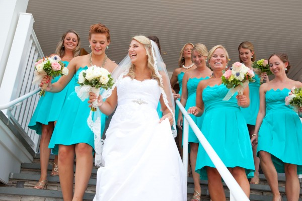 The Look: What to do with your old bridesmaid dresses