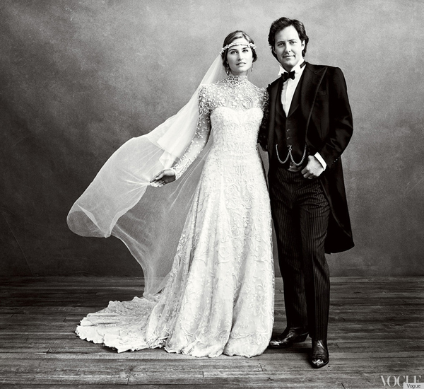 Lauren Bush & David Lauren Wedding
