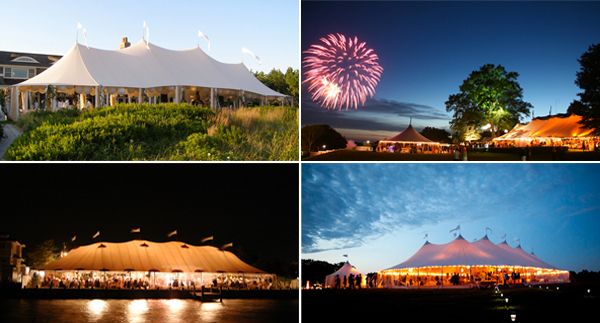 Wedding Tents newport wedding