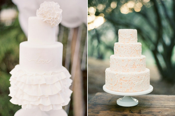 Inspired ByTop 5 Wedding Cake Trends Of 2012 From Confectionery