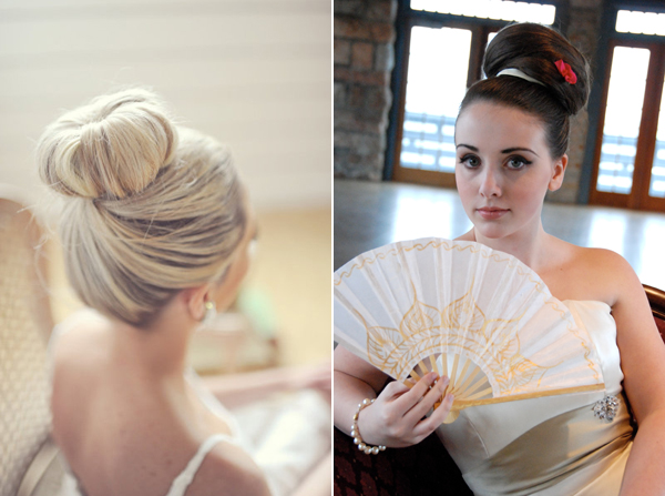 Swell Inspired By Top Wedding Hair Trends Of 2012 By Formal Hair Design Short Hairstyles For Black Women Fulllsitofus