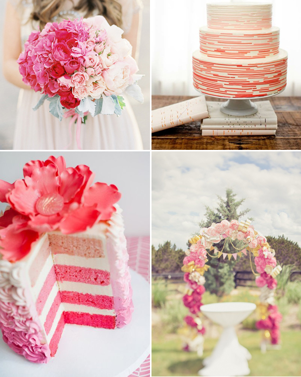 ombre wedding newport wedding