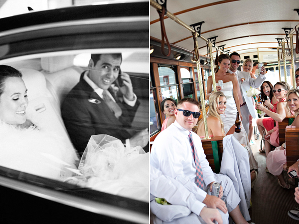newport wedding rockstar limo