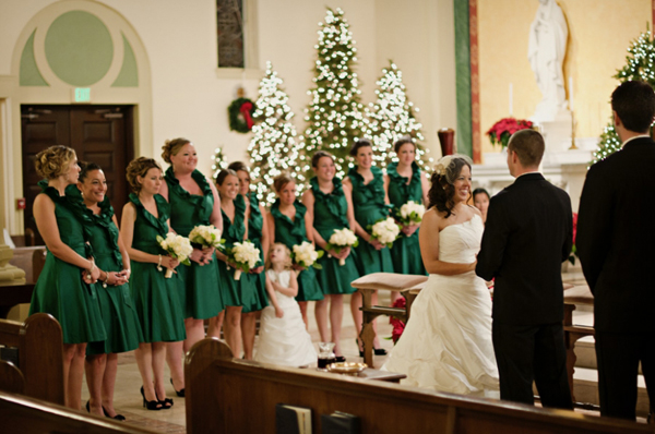 christmas wedding newport