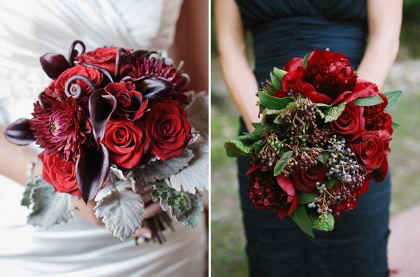 top 5 winter wedding bouquets. Black Bedroom Furniture Sets. Home Design Ideas
