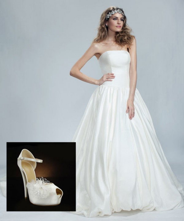 Newport Wedding Bridal Designer Shoes