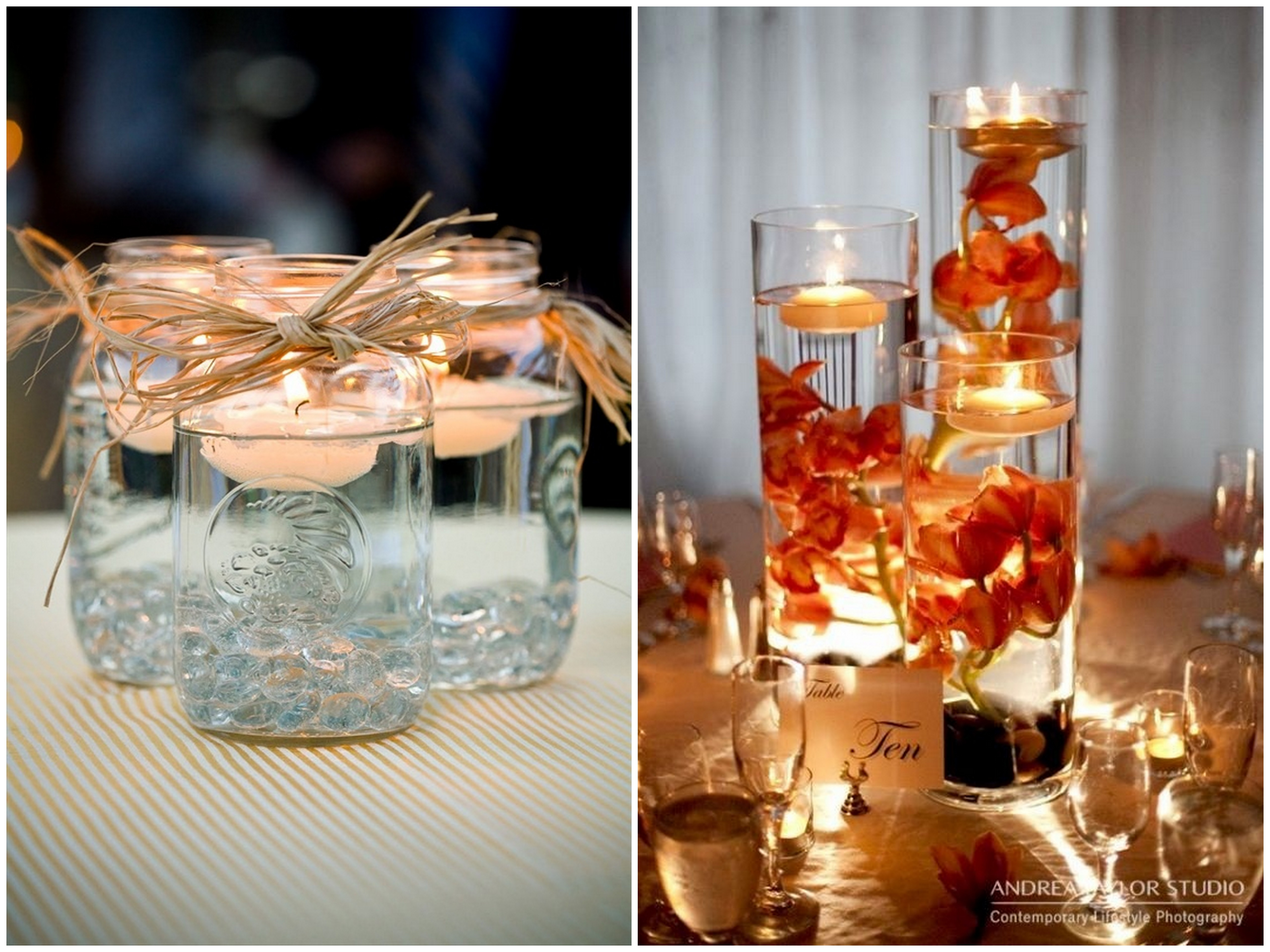 Inspired By...DIY Centerpieces