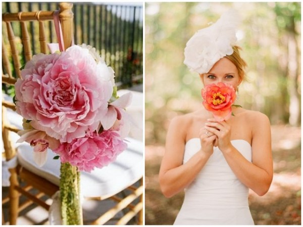 Newport Wedding Glam peonies2