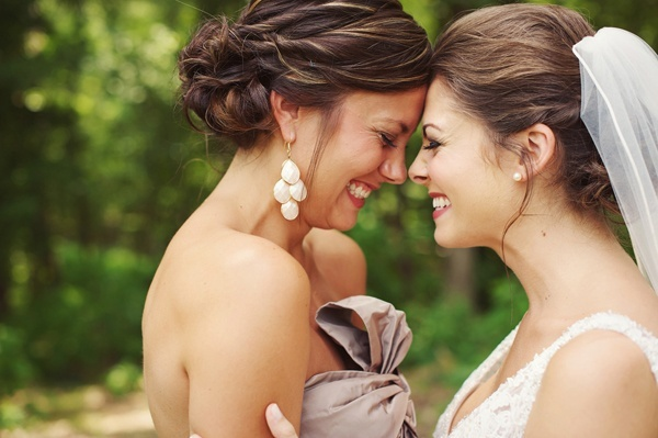 Newport Wedding Glam Best friends