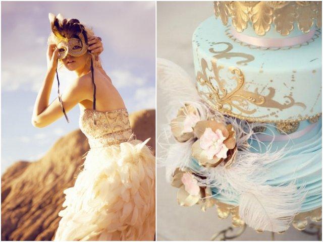 Newport Wedding Glam masquerade