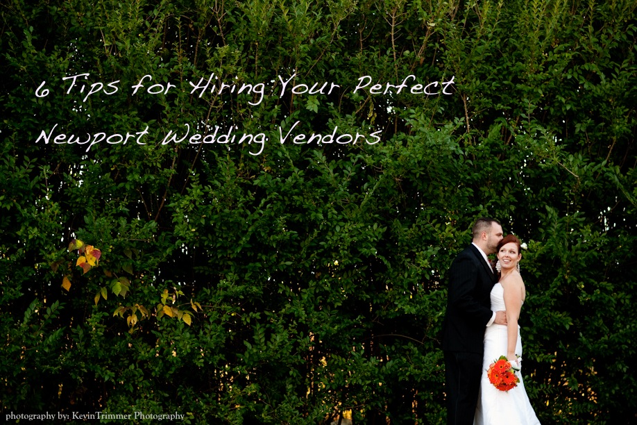 Perfect Newport Wedding Vendors