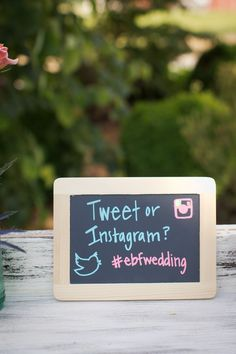 Social Media Newport Wedding