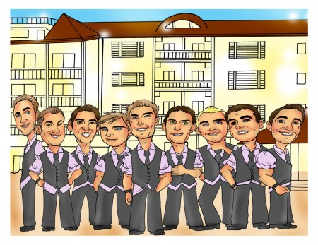 awesome-groomsmen-gifts-caricature