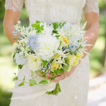 grace kim newport wedding florist