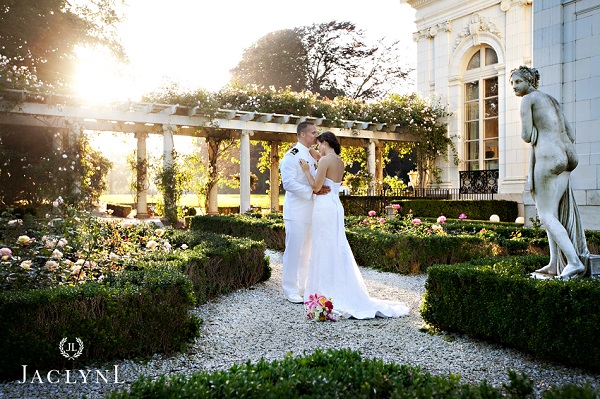 Rosecliff Mansion Wedding Venue Newport